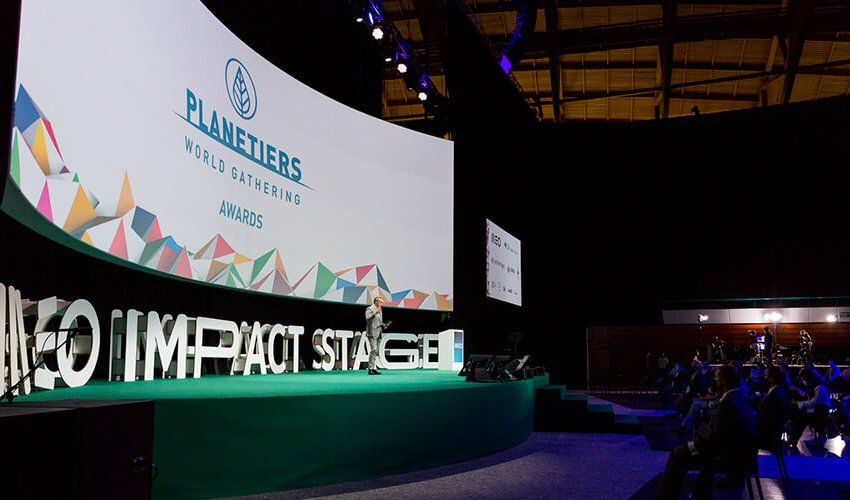 Planetiers | MEO Impact Stage