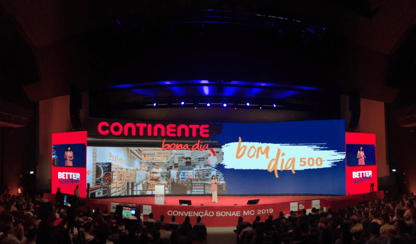 Convenção SONAE MC 2019 - Better Together